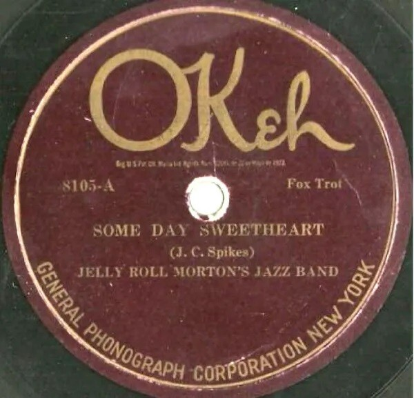 Jelly Roll Morton Jazz Band