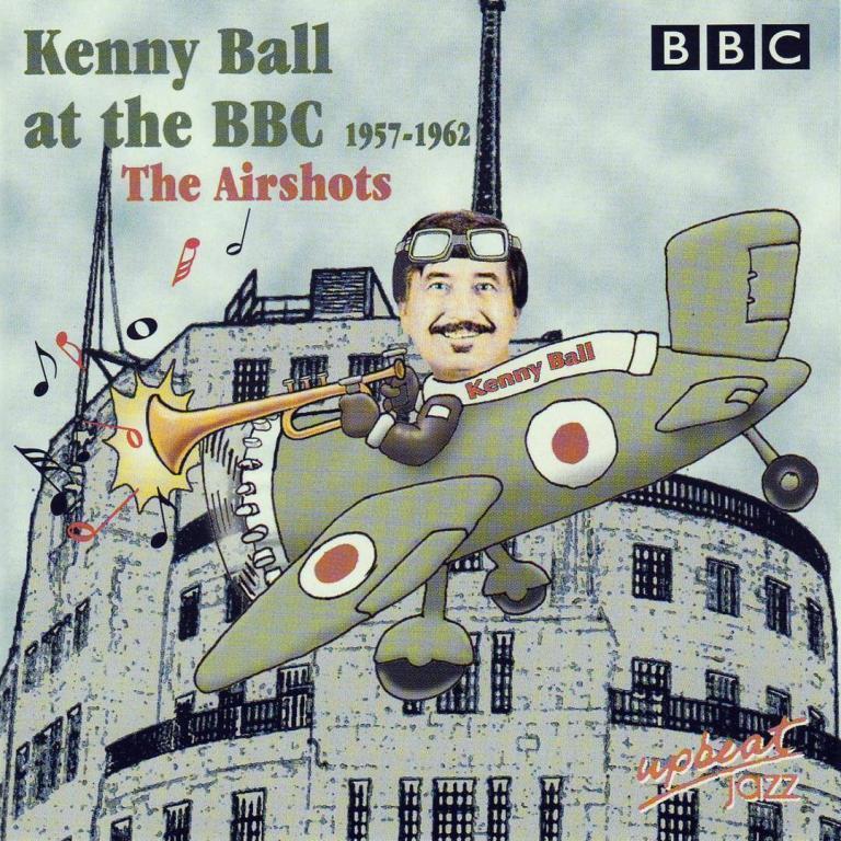 Kenny Ball at the BBC Airshots
