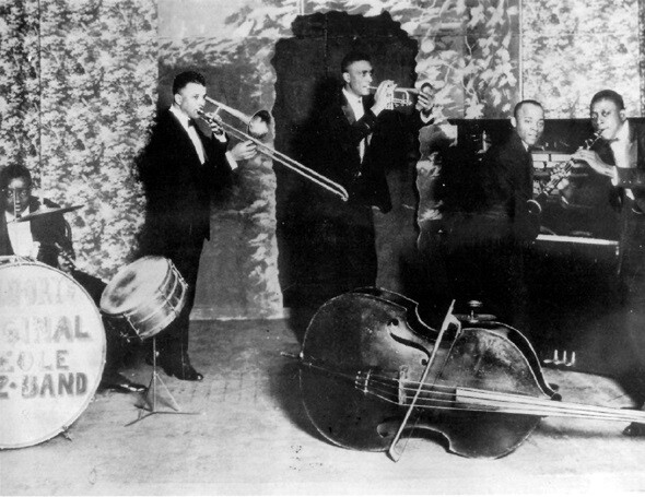 Kid Ory Creole Jazz Band 1921