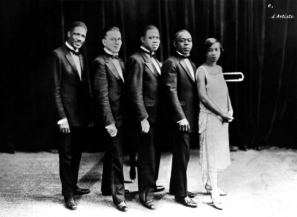 Louis Armstrong Hot Five
