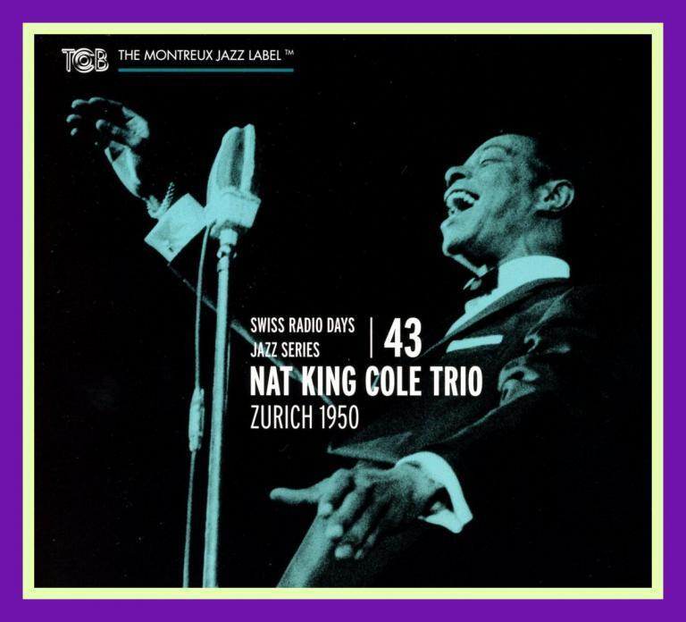 Nat King Cole Trio Zurich 1950