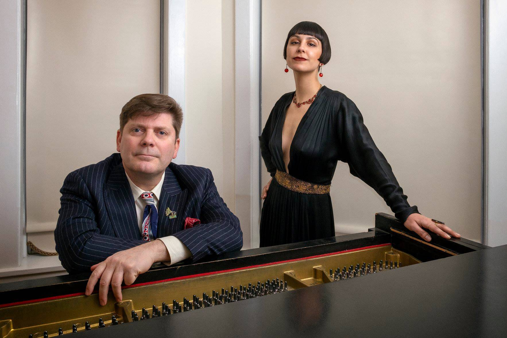 Roya Naldi & Paul Asaro