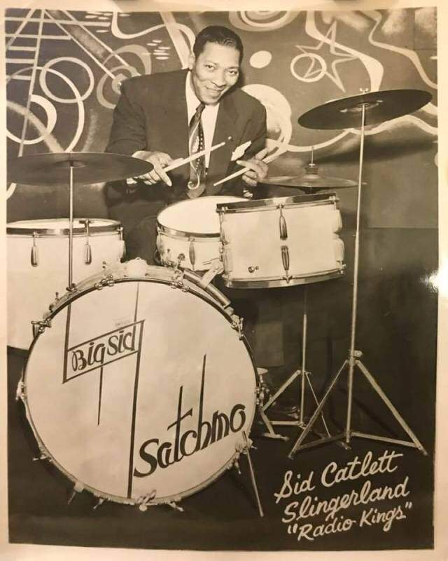 Sid Catlett Drummer