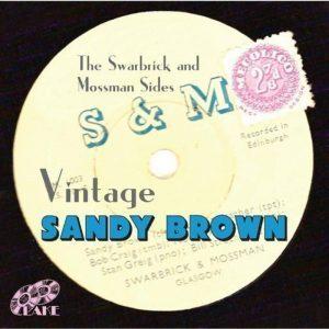 Vintage Sandy Brown