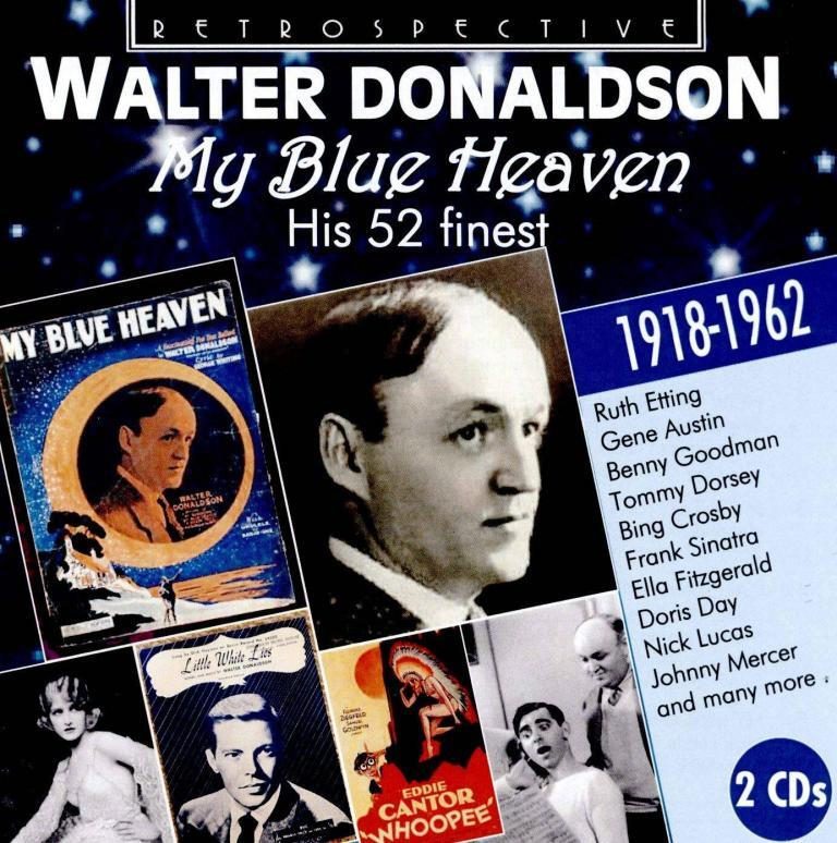 My Blue Heaven Album CD