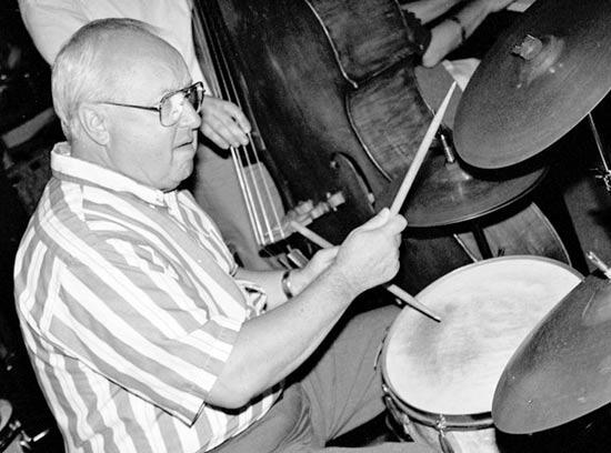Jake Hanna Drummer