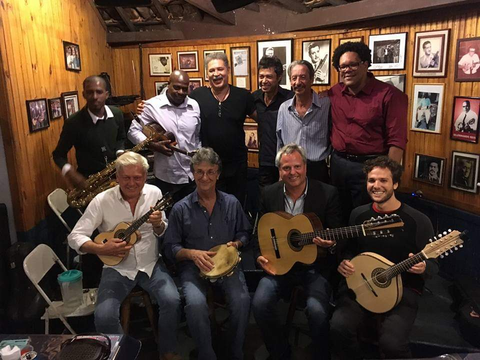 Orange Kellin, Duke Heitger, Steve, Benny Amon - Pedacinhos Do Ceo Music Club, Belo Horizonte, Brazil 2017