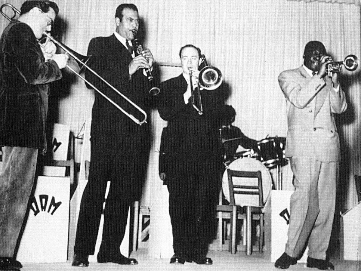 Frank Big Boy Goudie, Pt. 2 of 3, South America 1939-46, Europe 1946-56