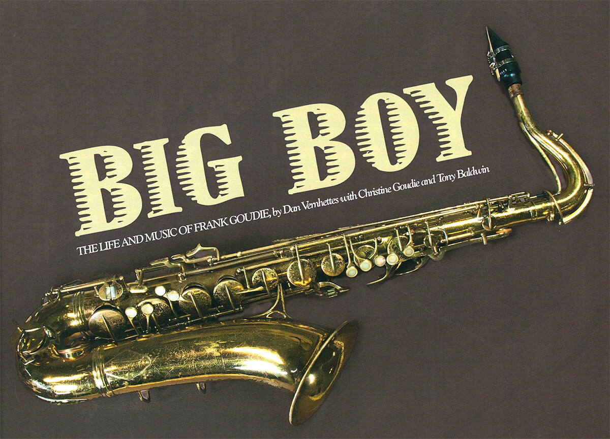 Big Boy Book cover