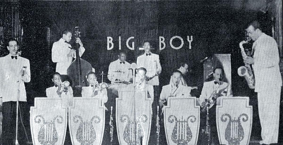 Big Boy's Big Jazz Rio 1941