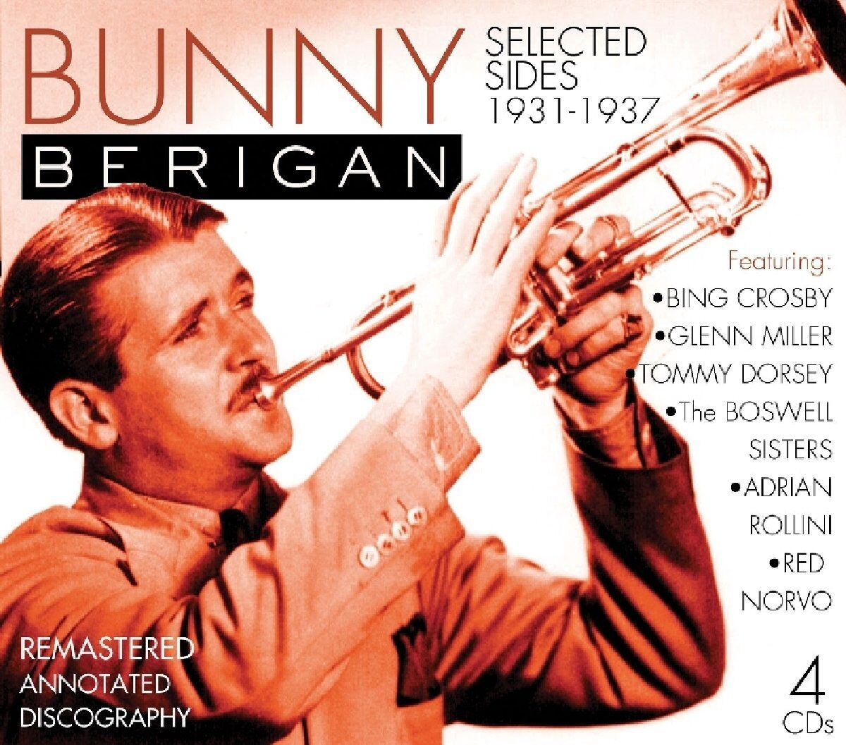 Bunny Berigan Selected Sides 1931-1937