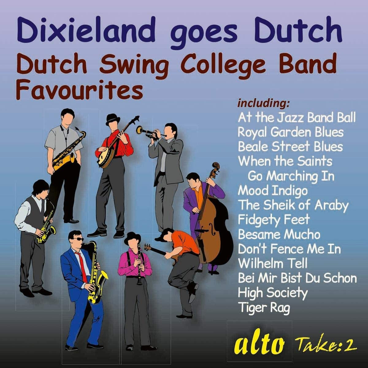 Dixieland Goes Dutch