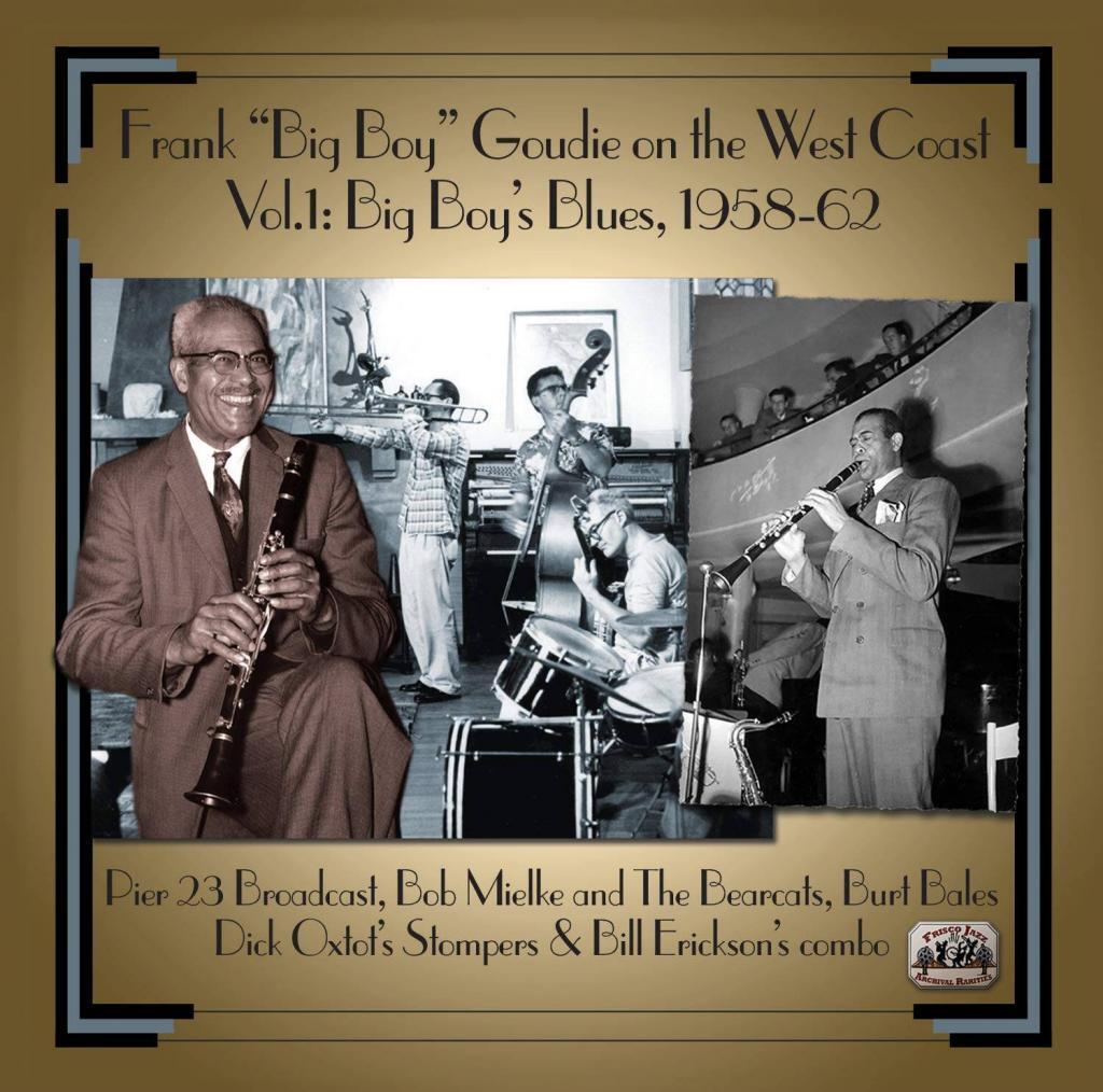 Frisco Jazz Archival Rarities