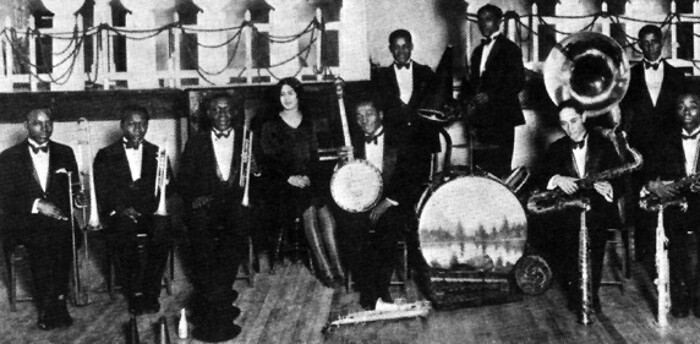 Original Tuxedo Jazz Orchestra