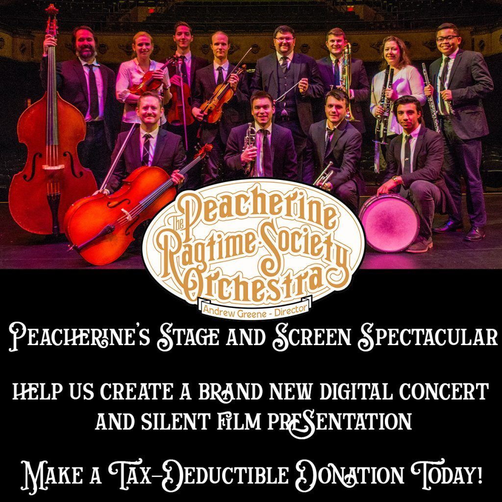 Peacherine stage and screen spectacular