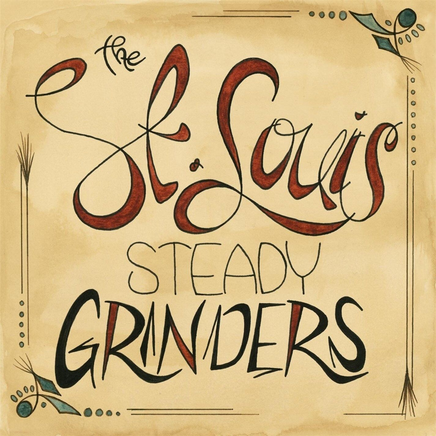 St. Louis Steady Grinders Album
