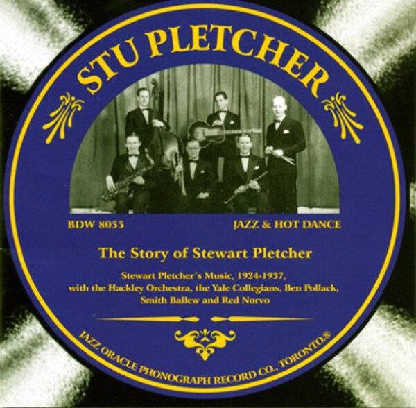 Stu Pletcher 1924-1937