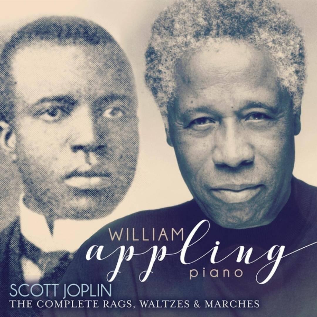 William Appling Plays Scott Joplin's Complete Rags, Waltzes & Marches