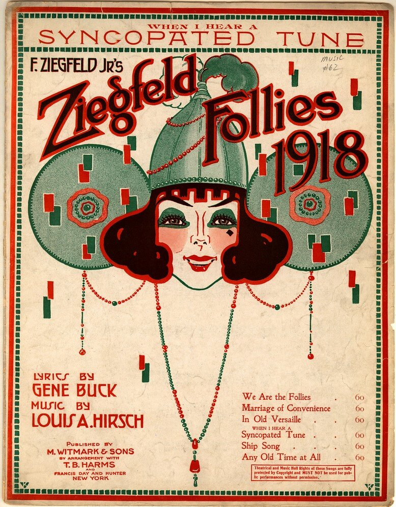 Ziegfried Follies Syncopated Tune