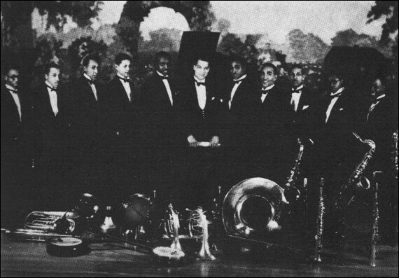 Andy Preer and the Cotton Club Orchestra