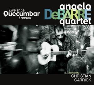 Angelo DeBarre Live