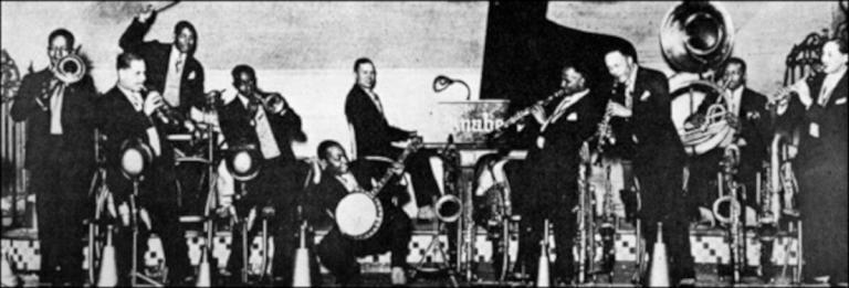 Bernie Youngs Creole Jazz Band
