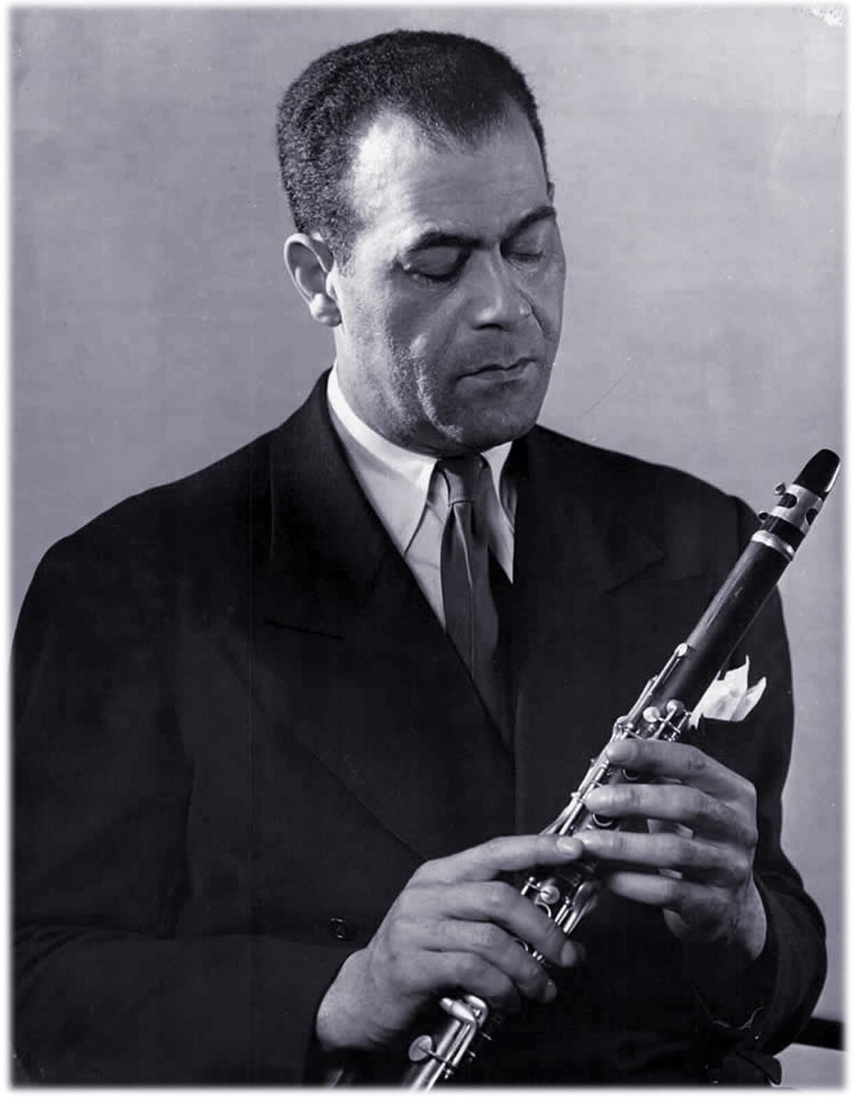 Frank Goudie c. 1950.