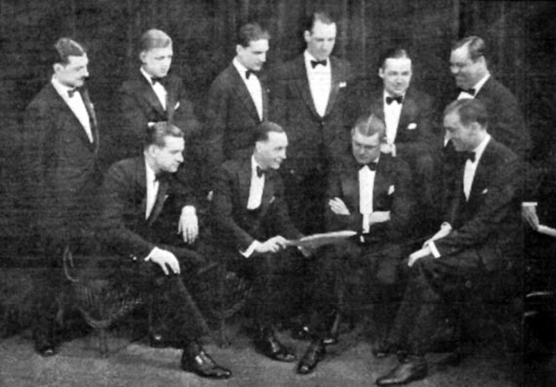 Charley Straight's Orchestra