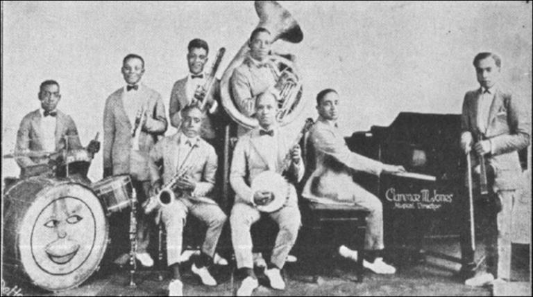Clarence Jones and His Orchestra