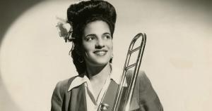 Helen Jones Woods, of the International Sweethearts of Rhythm, has Died