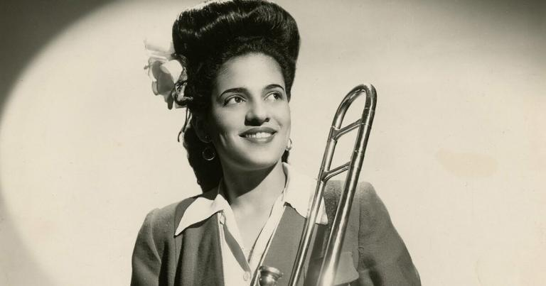 Helen Jones Woods, of the International Sweethearts of Rhythm, has Died