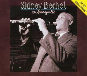 Jazz At Storyville Bechet
