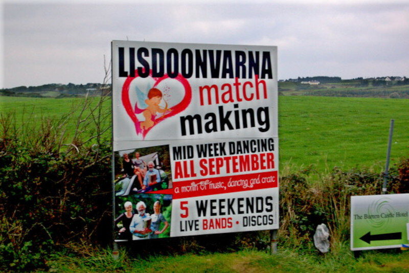 Lisdoonvarna-sign