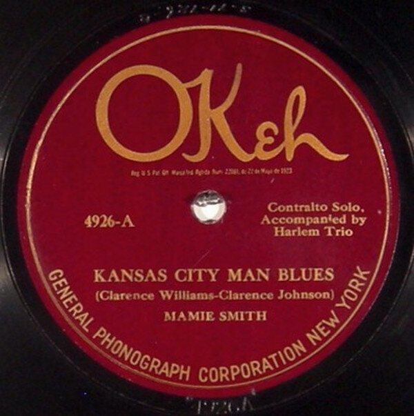 Mamie Smith Harlem Trio