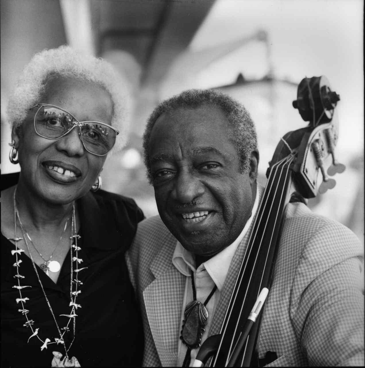Milton J. and Mona C. Hinton