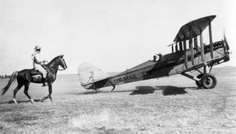 Pony Express Air Mail