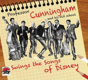 Professor Cunningham and his Old School Swings Disney
