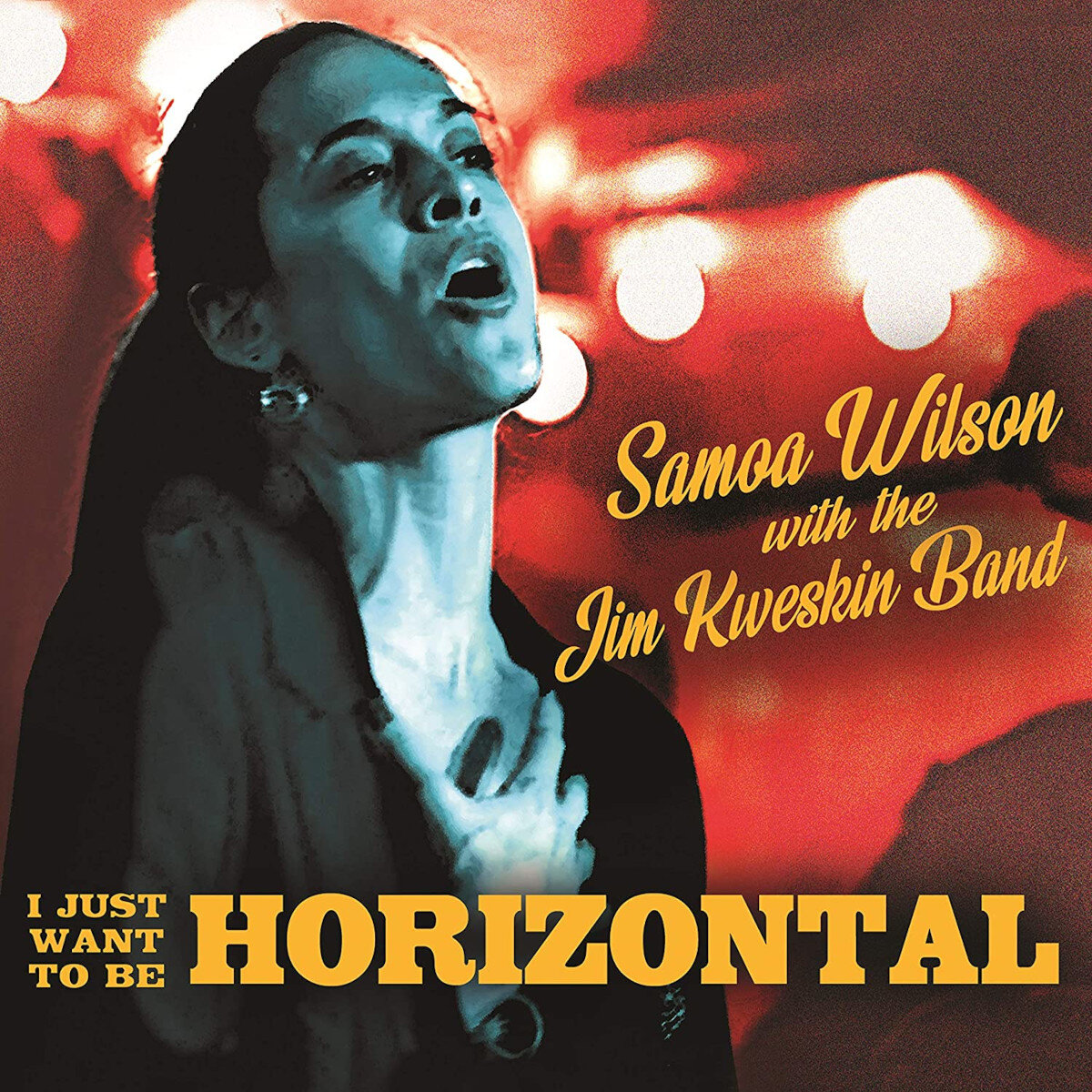 Samoa Wilson & Jim Kweskin • I Just Want To Be Horizontal