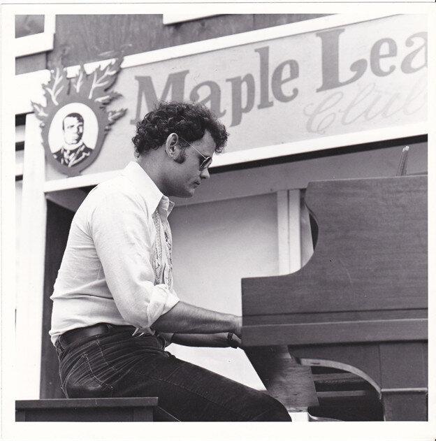Terry Waldo 1974 Scott Joplin Ragtime Festival