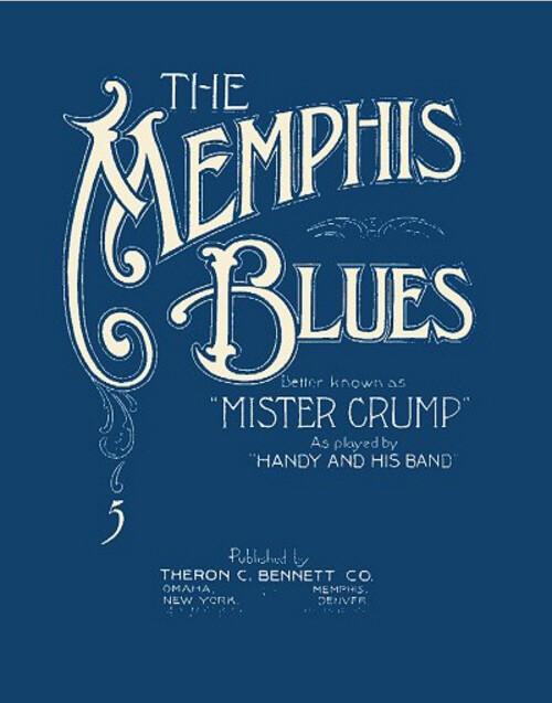 Memphis Blues_Mr. Crump