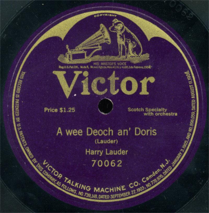 A Wee Doech-an-doris