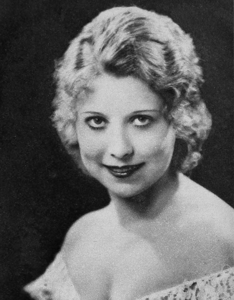 Annette Hanshaw 1934