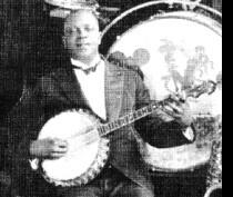 Bud Scott Banjo