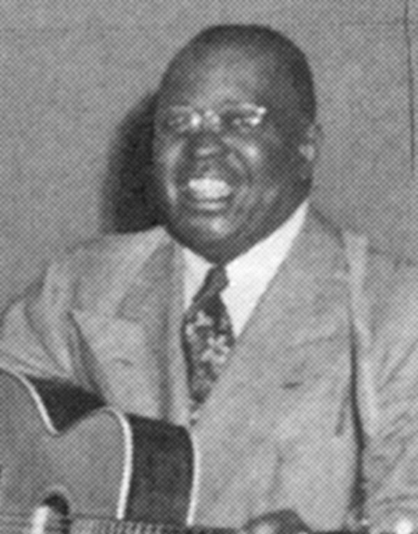 "Arthur ""Bud"" Scott (1890-1949)"