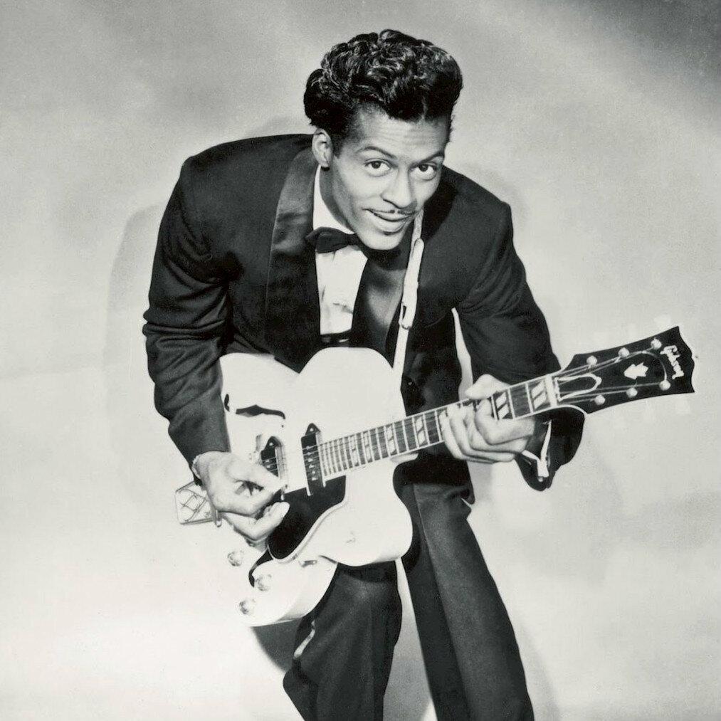 Chuck Berry circa 1958