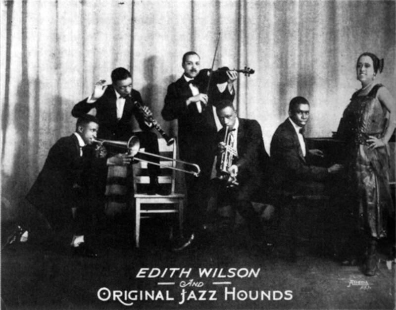 Edith Wilson Johnny Dunn Jazz Hounds