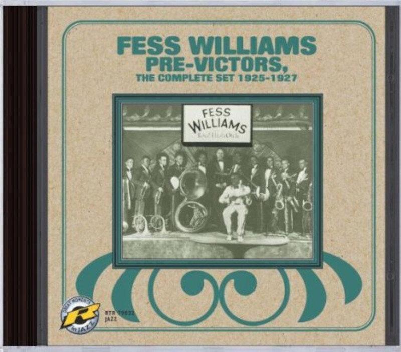Fess Wiliams Pre Victors