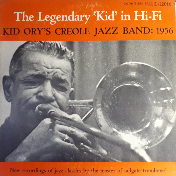 Kid Ory The Legendary Kid