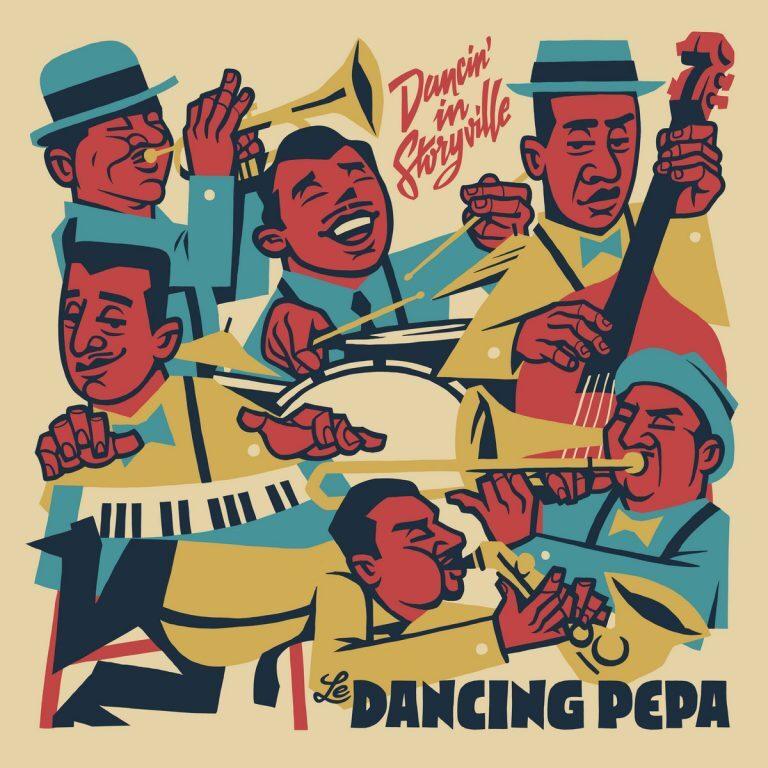 Le Dancing Pepa • Dancin' in Storyville