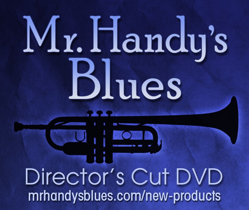 W.C. Handy's Blues DVD
